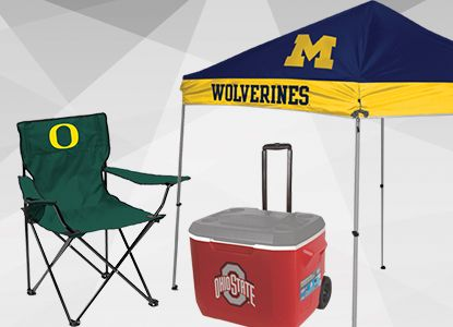 Show Your Spirit - NCAA Tailgating Gear