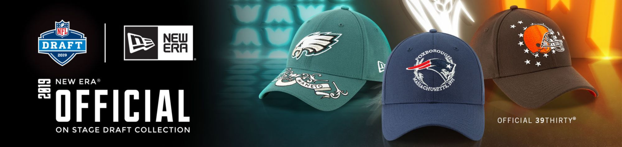 New Era Official On Stage Draft Collection