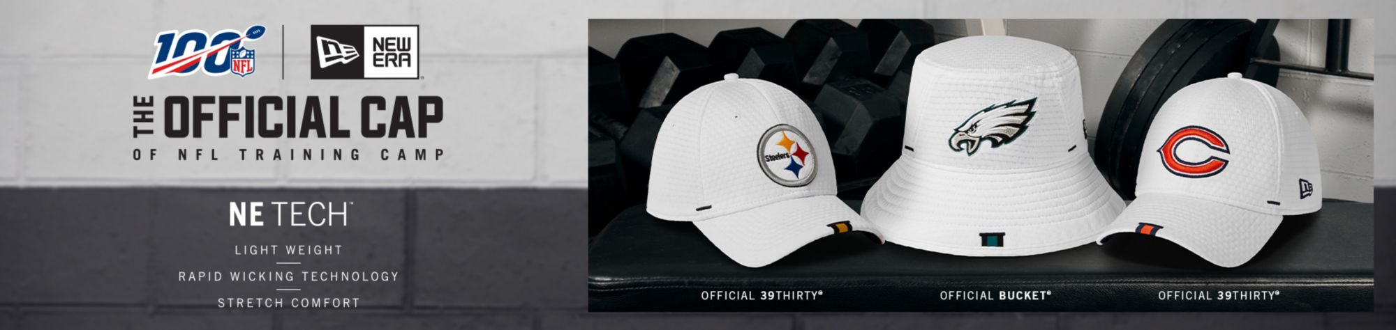 The Official Cap Of the NFL Training Camp