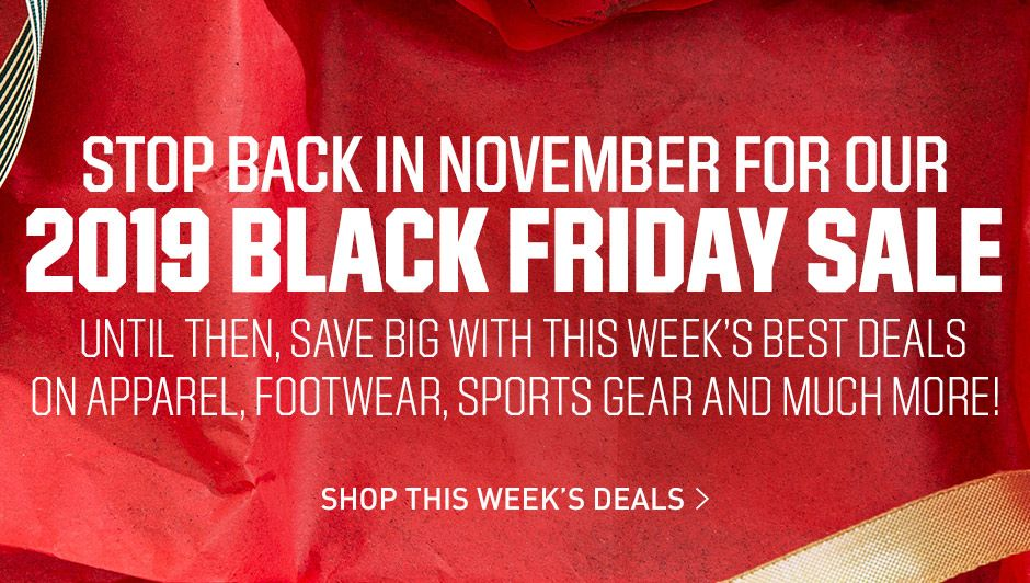 aad21496023 DICK'S Sporting Goods® Black Friday Deals & Gifts 2019