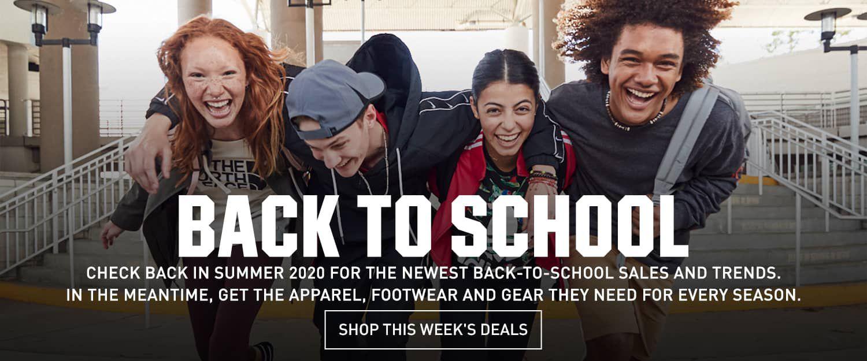 Back To School Trends 2020.Back To School Sales School Trends Coming Summer 2020
