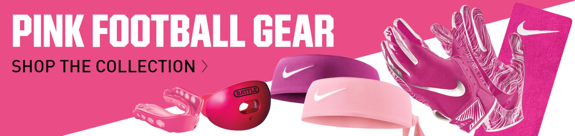 Pink Football Gear - Shop The Collection