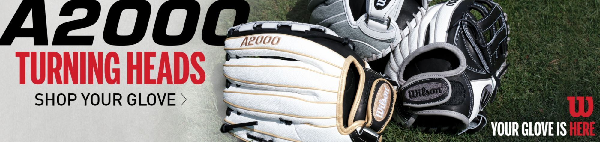 A2000 Turning Heads Shop Your Glove