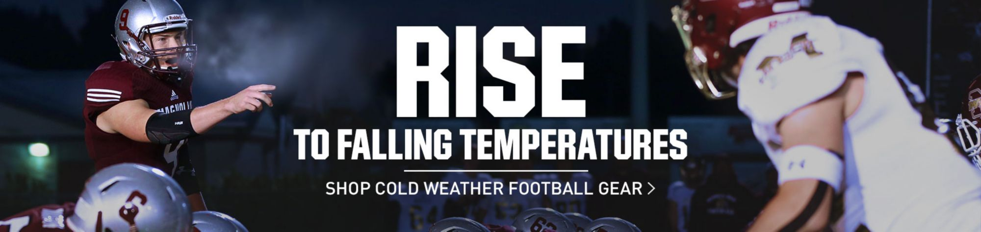 Football Cold Weather Gear