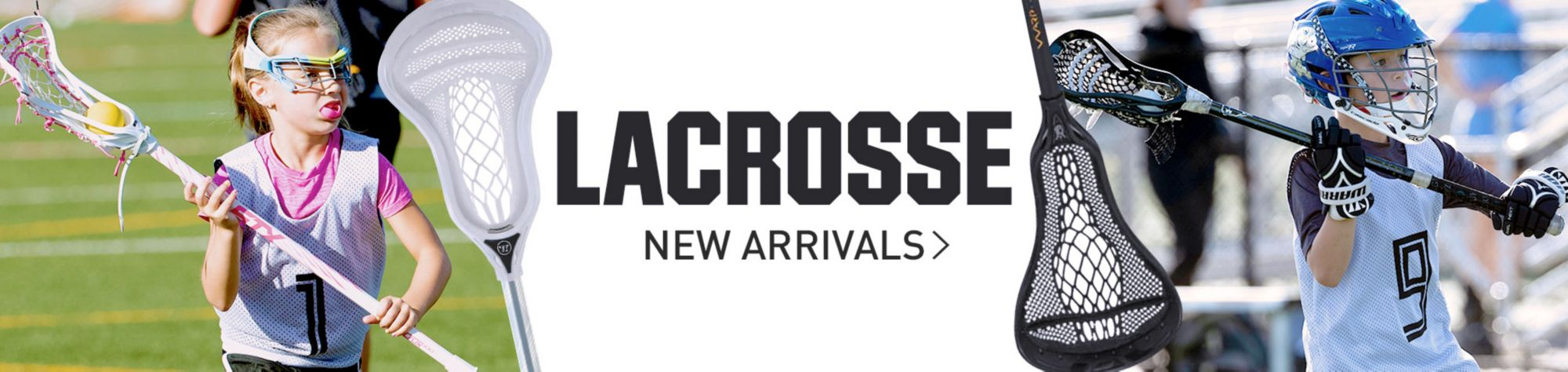 Lacrosse New Arrivals