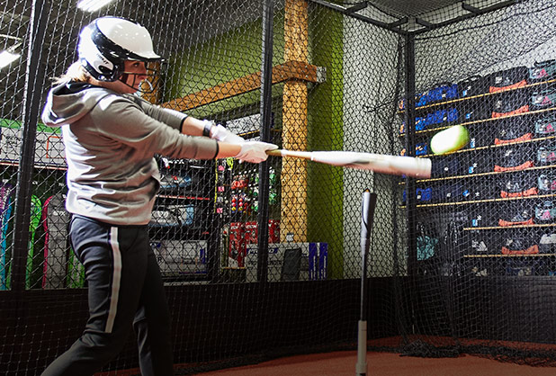 HitTrax Batting Cages at DICK'S Sporting Goods