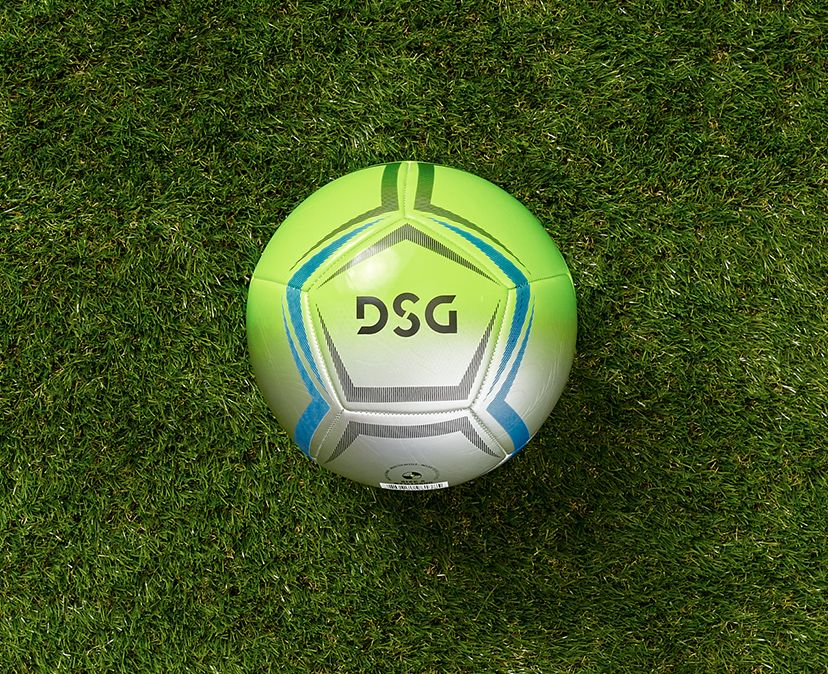 Match / Regular Soccer Ball with DSG logo