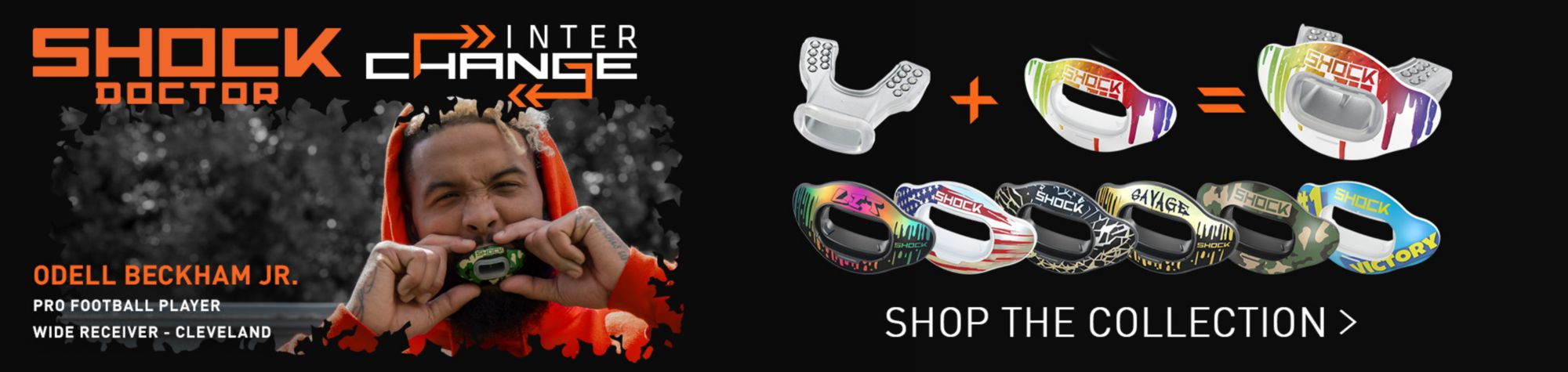 Shock Doctor Interchange Mouthguard - Shop The Collection