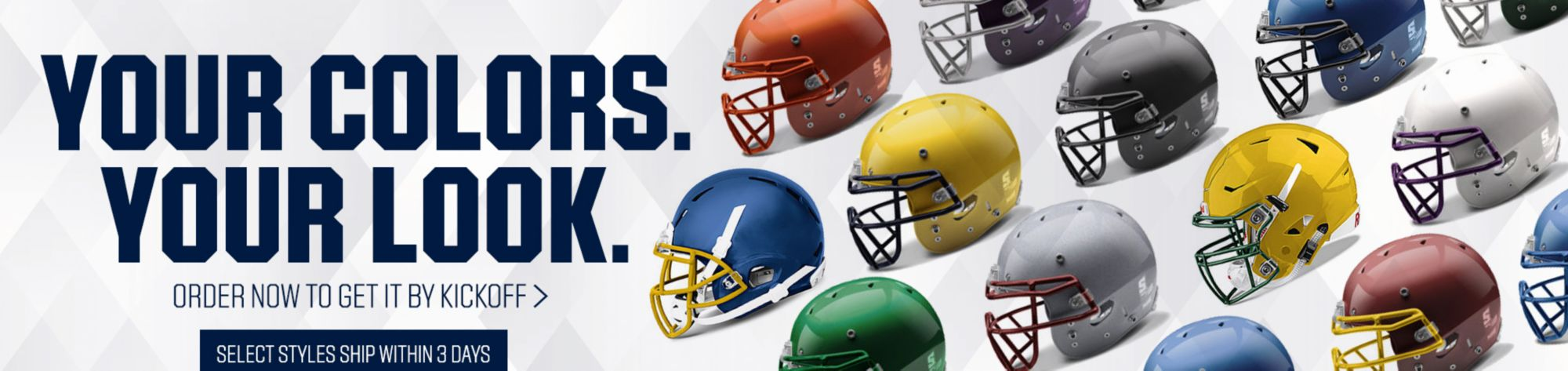 6c585766b3f98 Football Helmets for Youth & Kids | Best Price Guarantee at DICK'S