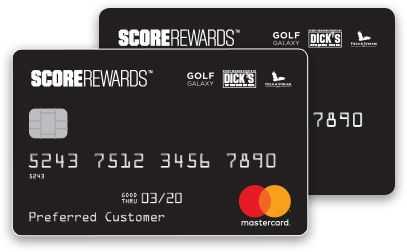 Pay dicks sporting good credit card